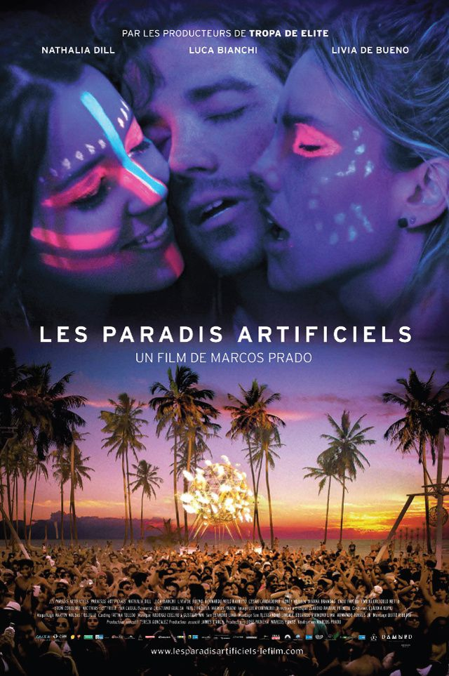 LES PARADIS ARTIFICIELS