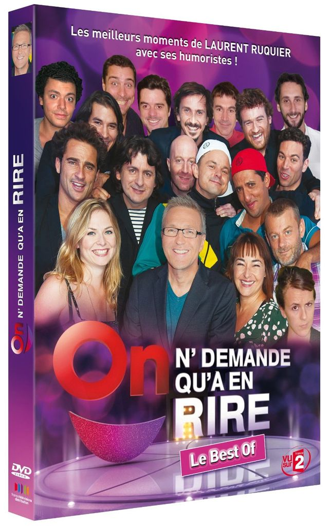 "[Multi] On ne demande qu'a en rire ""BEST OF"" [DVDRiP]"