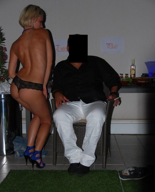 Photo porno mature privée