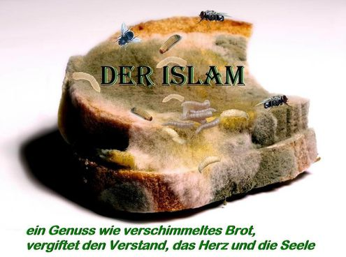 Der Islam - Verschimmeltes Brot 7 klein