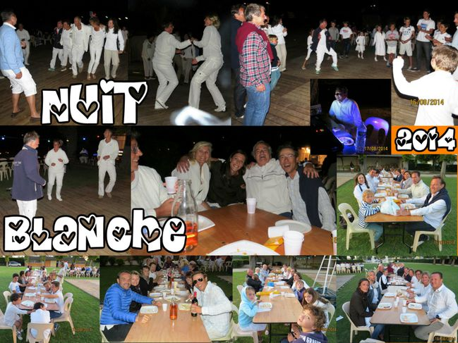 T - NUIT BLANCHE 2014