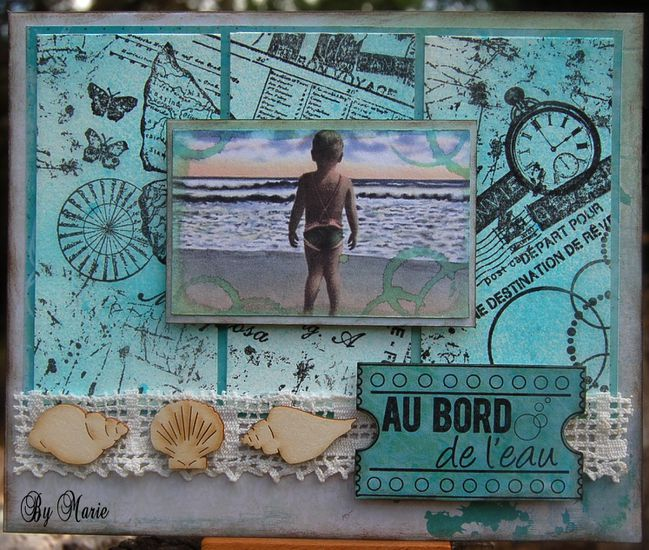 carte scrapbooking day