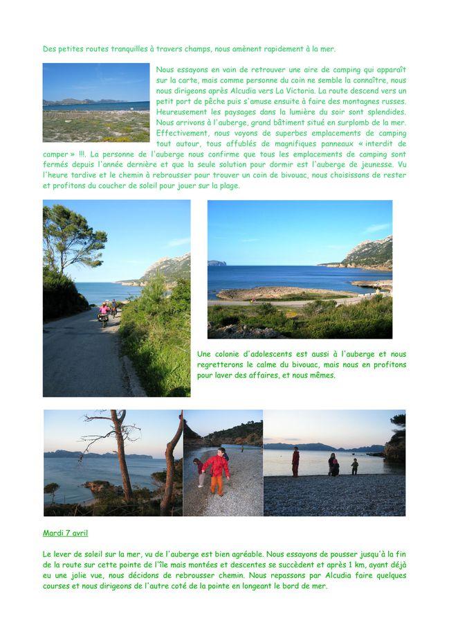 cyclo-camping aux Baléares7