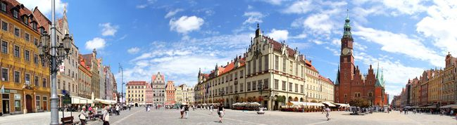 Panorama wroclaw final