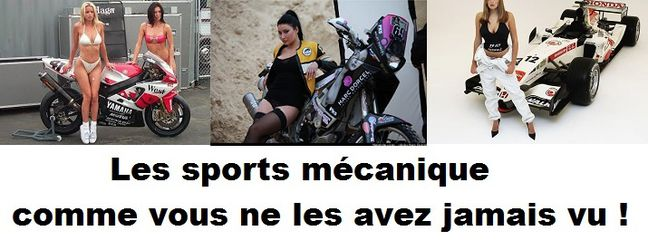 sports mécanique