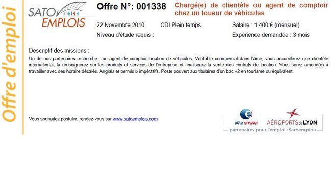 Le blog de le pij cr e - Agent de comptoir aeroport ...