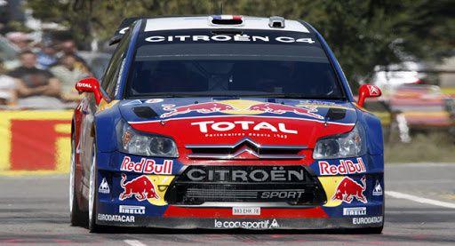 robert kubica engagé au rallye du Var
