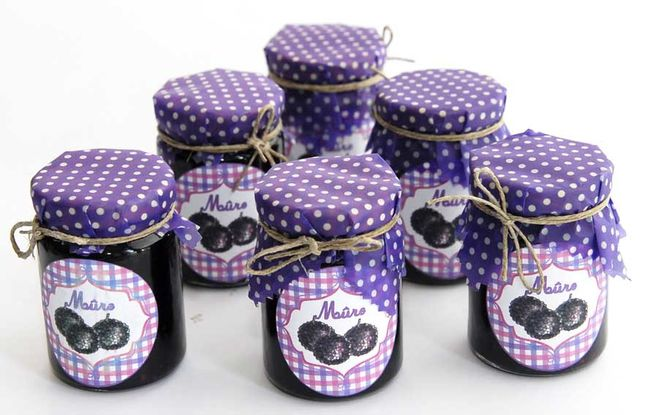free pintable label jam-confiture de mure maison 3