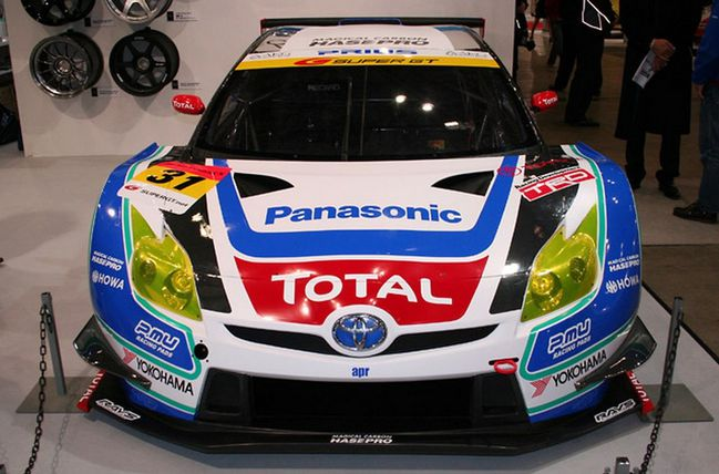 toyota prius gt300 racer