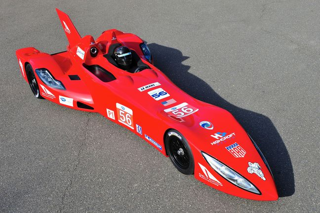 DeltaWing Michelin 4