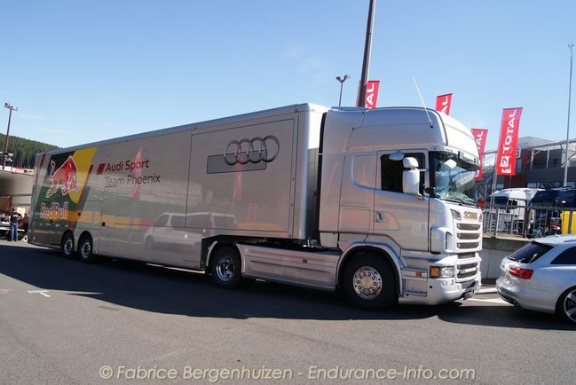 camion audi spa