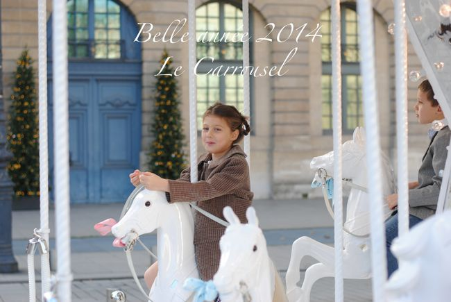 Voeux - Le Carrousel 2014