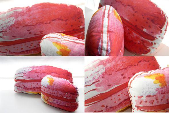 macaron pillows coussin 1