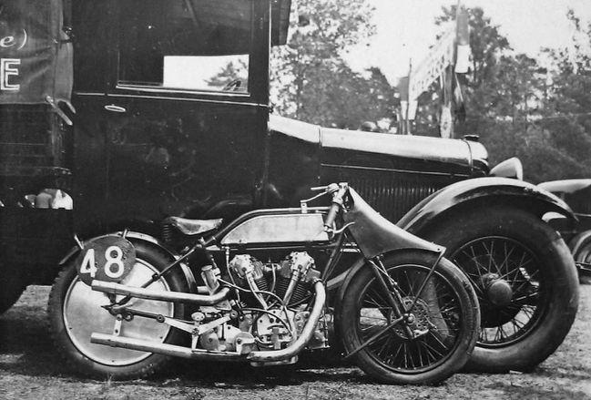Monneret 1934 K-E carénée