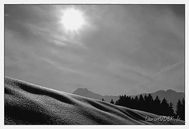 Praz de Lys - Neige et Soleil - 5055bn