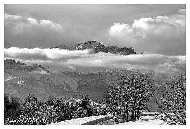Praz de Lys - Neige et Soleil - 6019
