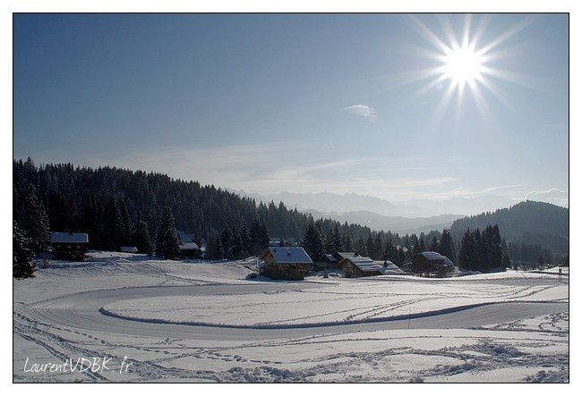 Praz de Lys - Neige et Soleil - 7041