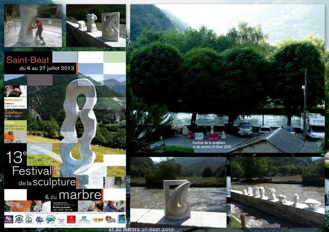 festival sculpture et du marbre