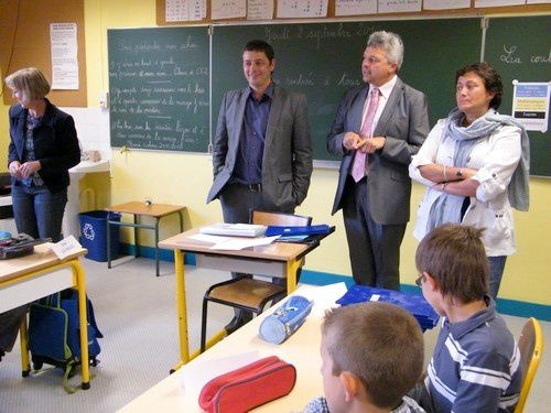rentree scolaire aurillac 2010