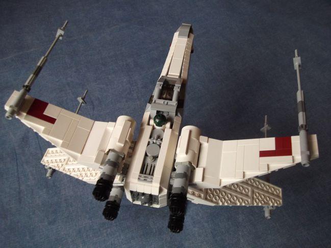 7 - x-wing7 2de monture