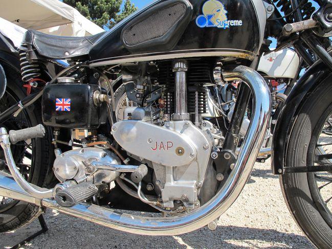 OK Supreme moteur JAP