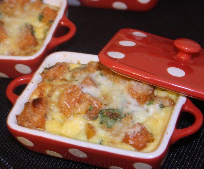 gratin de patates douces aux pices blogs de cuisine. Black Bedroom Furniture Sets. Home Design Ideas