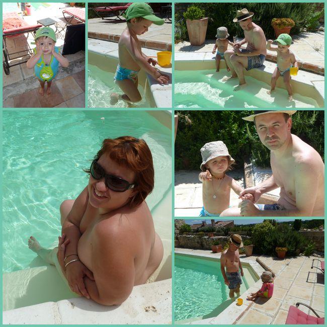 Velleron piscine