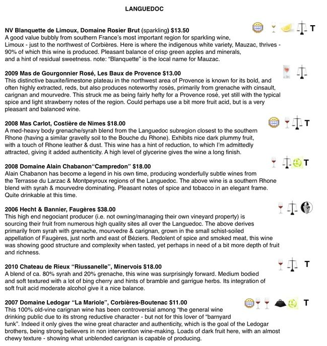 "Preview of ""Featured Wine Reviews 1-6-12"""