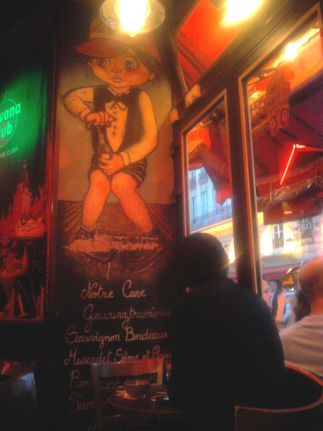 Cafe Le Gamin De Paris
