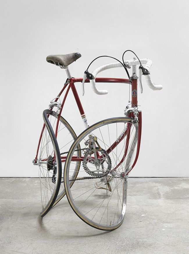 Alicja-Kwade---Bent-Bike--2012-.jpg
