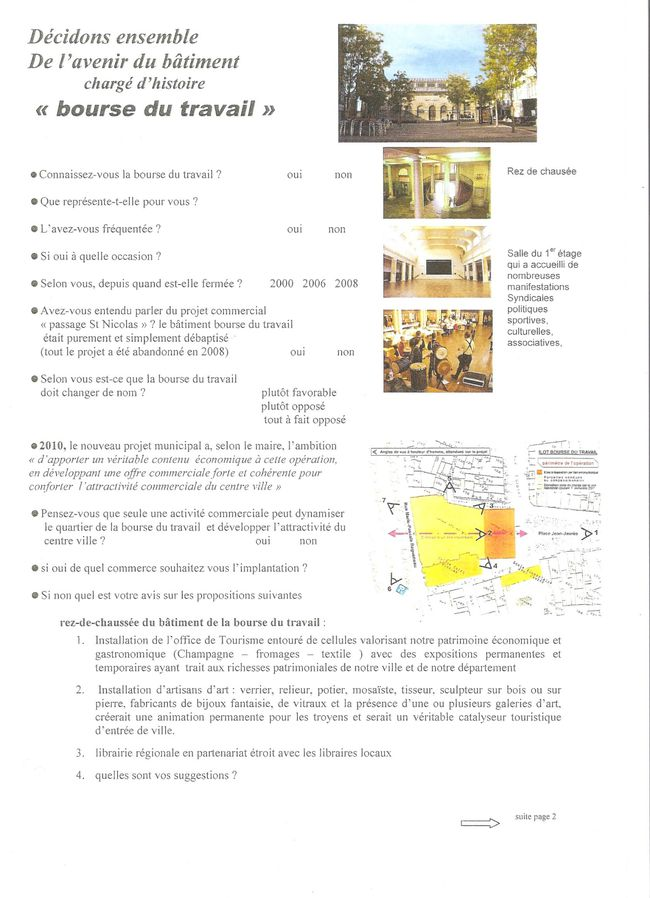 Page 1 questionnaire