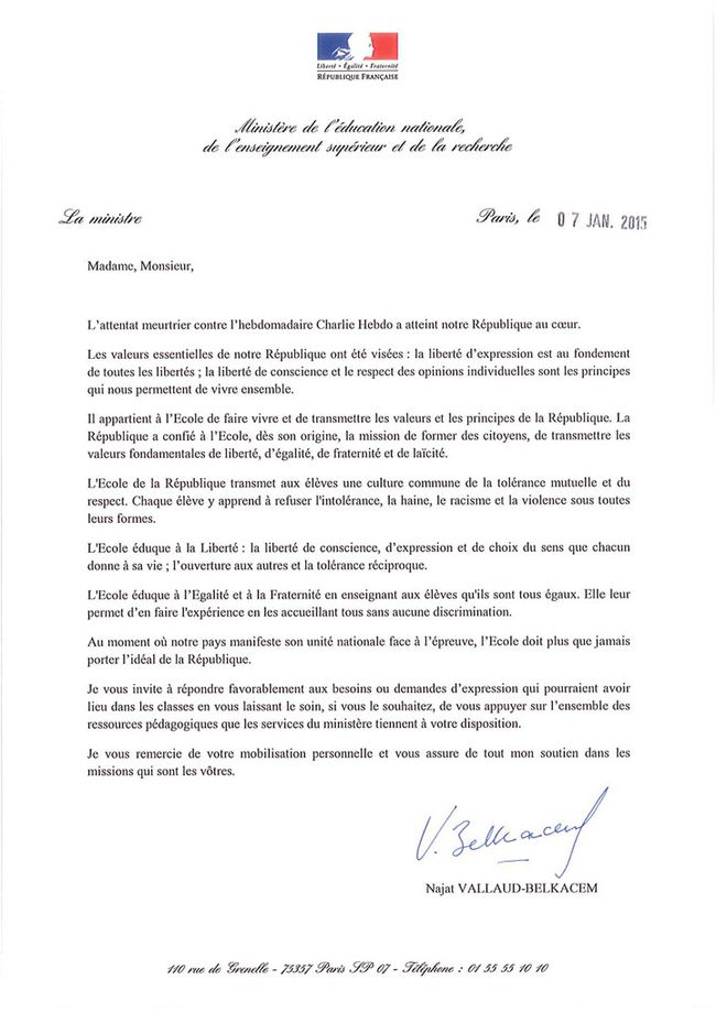 Lettre-ministere-suite-attentat-Charlie-Hebdo.jpg