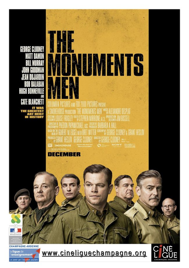 affA3 The Monuments Men