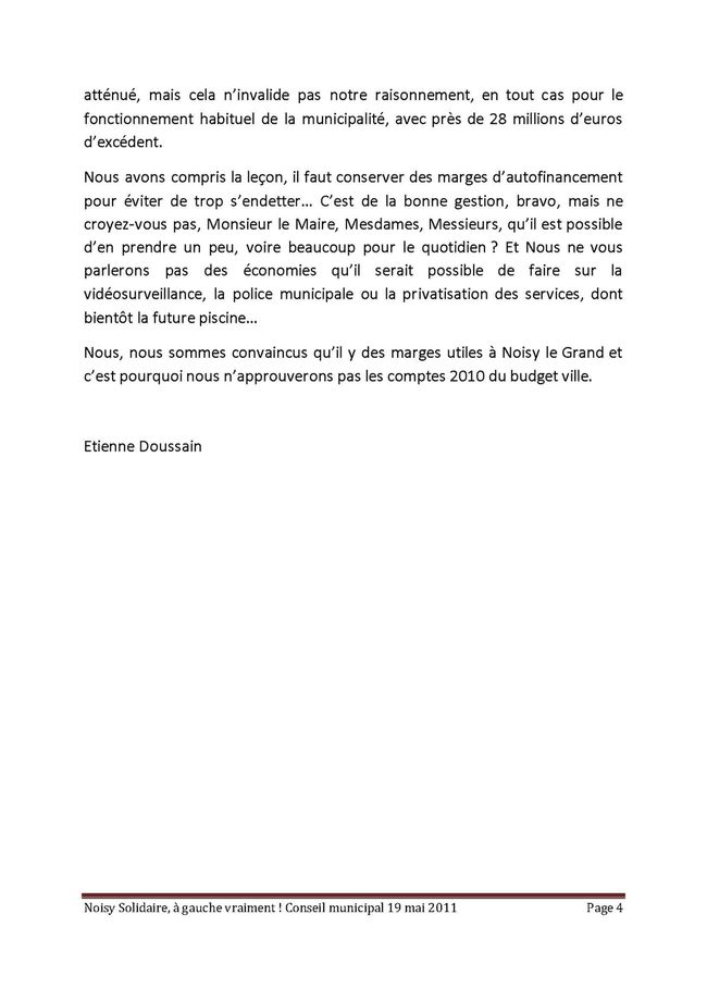 compte administratif 2010 19-05-11 Page 4