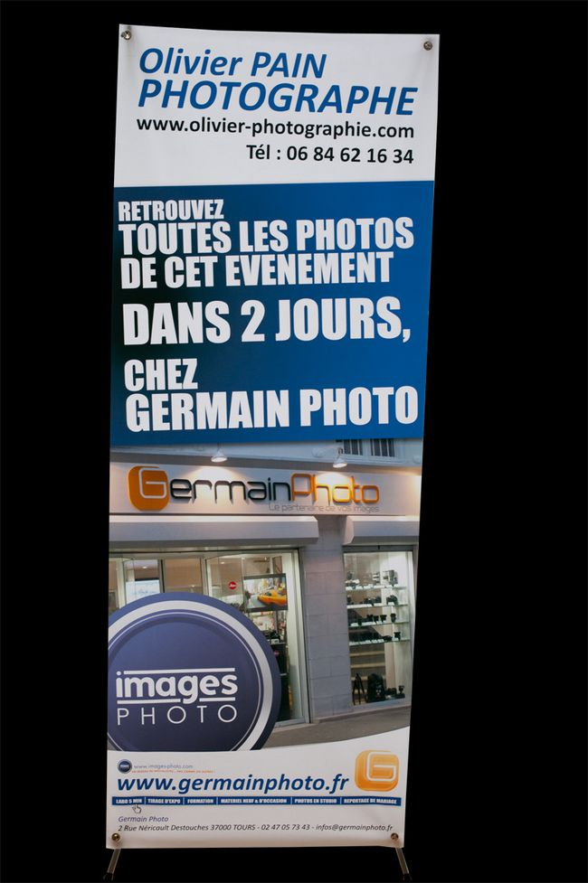 partenariat avec le magasin germain photo a tours