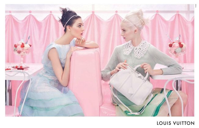 Louis Vuitton SS12 Campaign 06