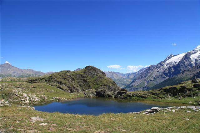Plateau Emparis : lac Lérié