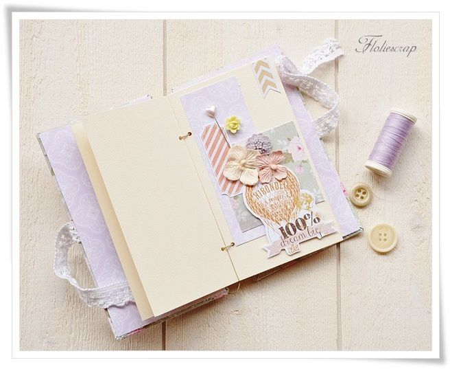 Mini-album-Scrapbook-Adhesives-by-3L-Floliescrap 0040