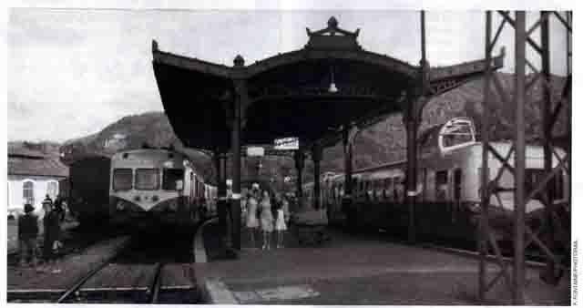 quai de La Cluse en 1964