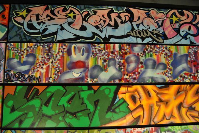 l 39 arte dei graffiti a monaco royal monaco riviera issn