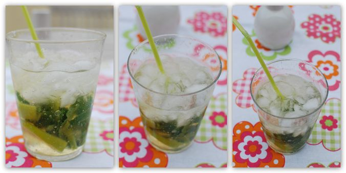 mojito sans alcool