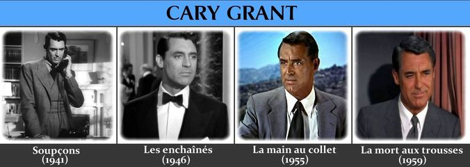 Cary Grant Hitchcock