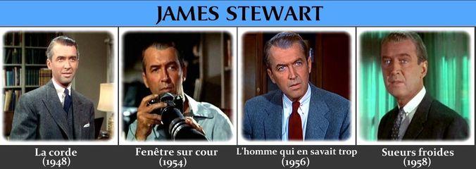 James Stewart Hitchcock