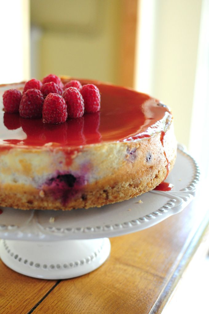 Cheesecake aux fruits rouges (2)