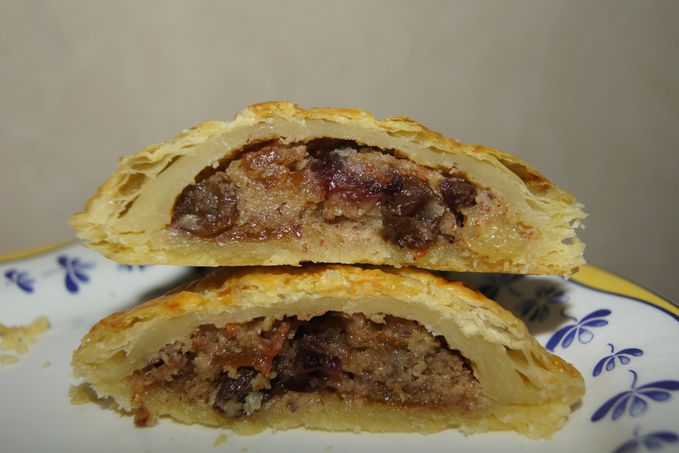 galette mincemeat
