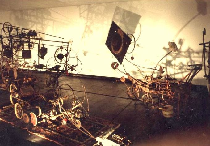 Cologne Tinguely