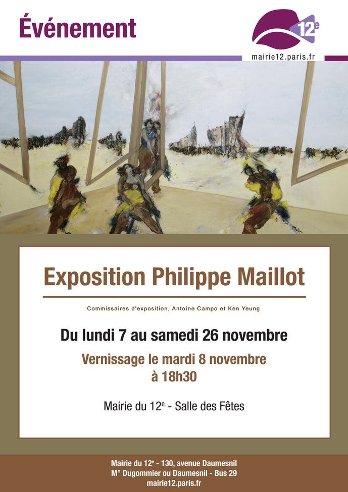 affiche expo-maillot