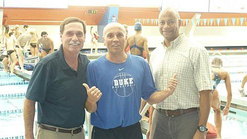 Fred BULLOT, Gregg TROY and Anthony NESTY
