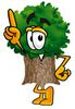 25463-clip-art-graphic-of-a-tree-character-pointing-upwards