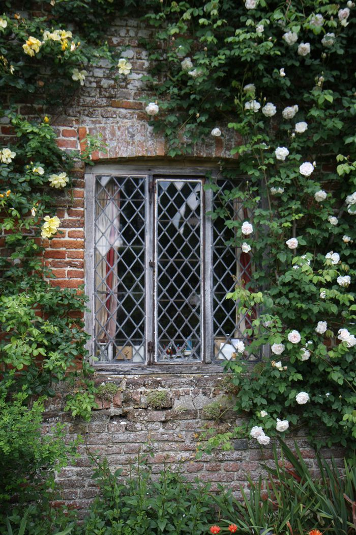 Le jardin de sissinghurst la nature by kinekelly for Entretien jardin 62